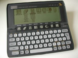 Writing Empire — a full length novel on an archaic mobile device!