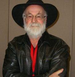 Sir Terry Pratchett RIP