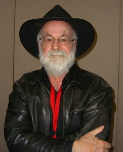 Sir Terry Pratchett RIP